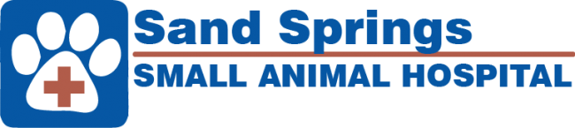 Sand Springs Small Animal Hospital Logo